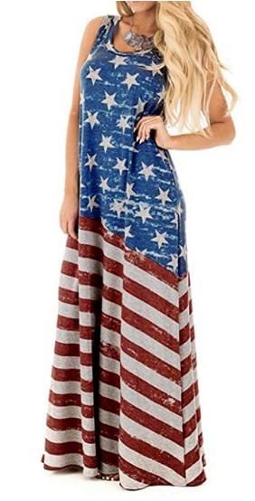 Veterans Day Dresses For Women