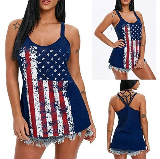 Veterans Day Outfits For Girls