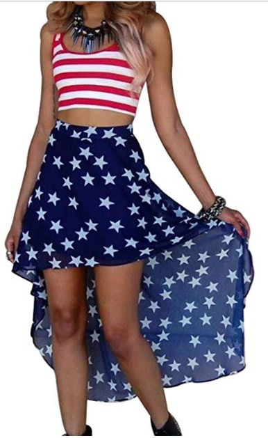 Veterans Day Outfits For Women