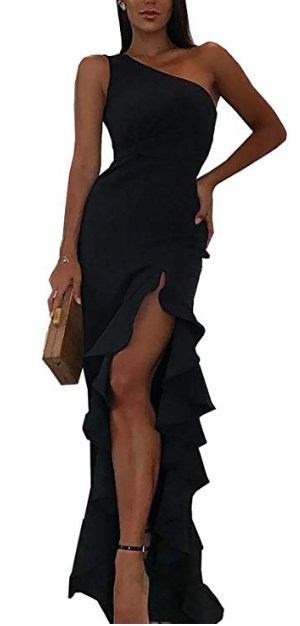 Black New Year Eve Dresses