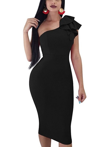 Black New Years Eve Dresses
