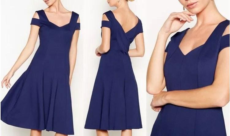 Flattering Dress For Big Stomach