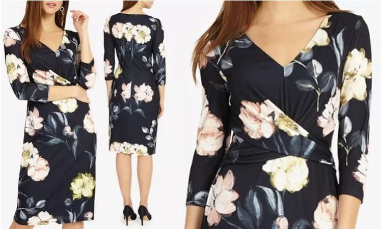 Flattering Dresses For Big Stomach