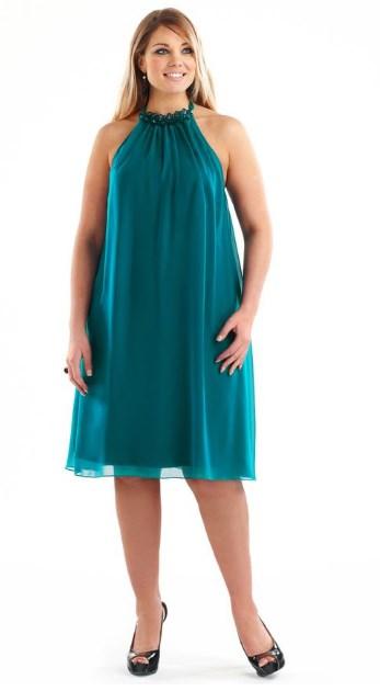 Flattering Summer Dress For Big Stomach