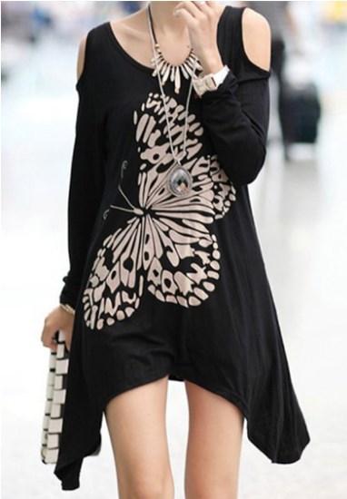Flattering Summer Dresses For Big Stomach