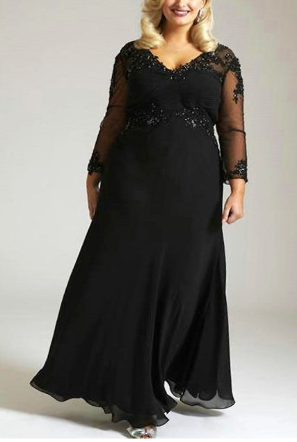 Grandmother Of The Groom Dresses Plus Size