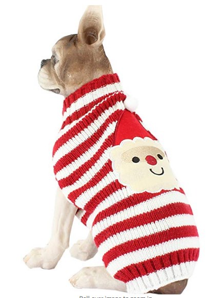 large dog christmas sweater - Large Dog Christmas Sweaters