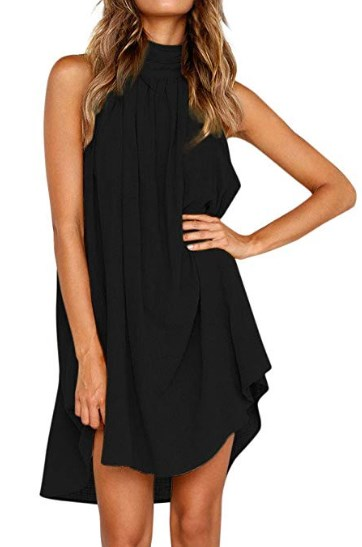 New Years Eve Black Dress For Women