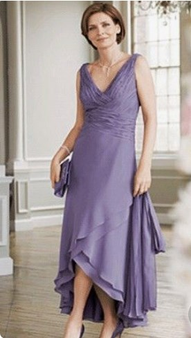 Petite Maxi Mother Of The Bride Dresses