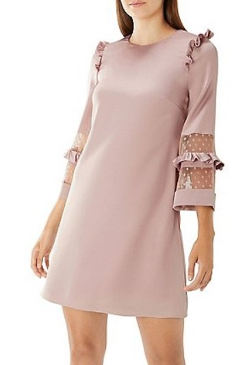 Petite Wedding Guest Dresses With Sleeves