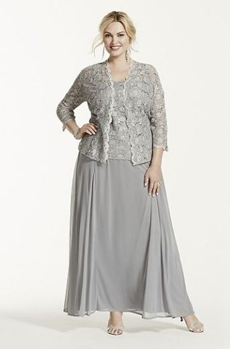 60 Cheap Plus Size Mother of the Bride Dresses with Jackets ...