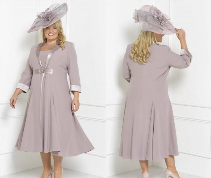 60 Cheap Plus Size Mother of the Bride Dresses with Jackets - Plus ...