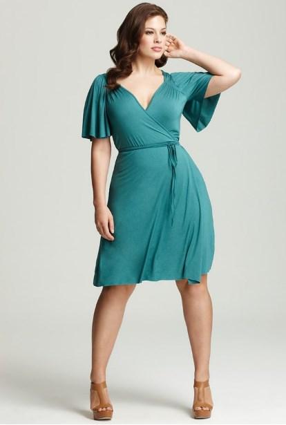 Short Dresses That Hide Belly Fat