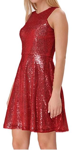 Women's Plus Size Christmas Party Dresses