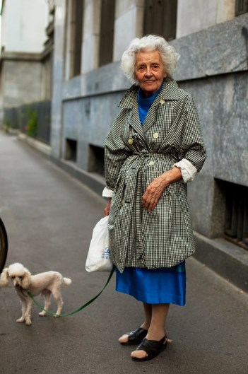 Fashion For Over 80 Year Old Women