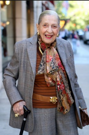 Fashion For Over 80s