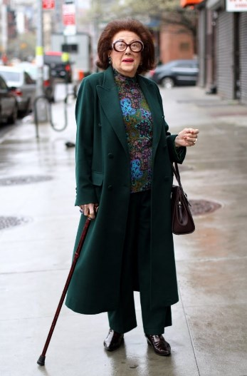 Outfits For Over 80s