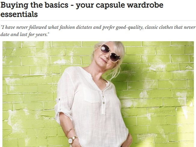 Basic Wardrobe For 60 Year Old Woman Pictures