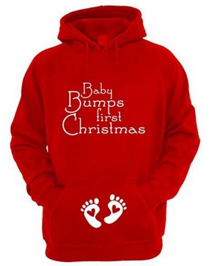 Christmas Pregnant Jumpers