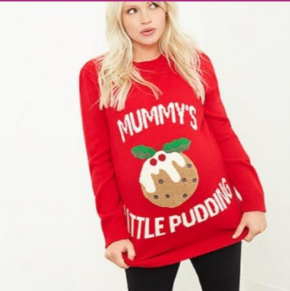Maternity Christmas Jumpers