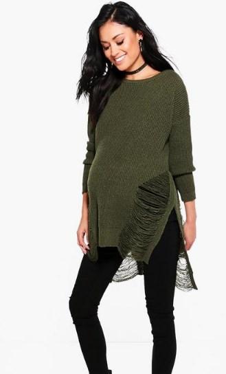 Maternity Jumper UK