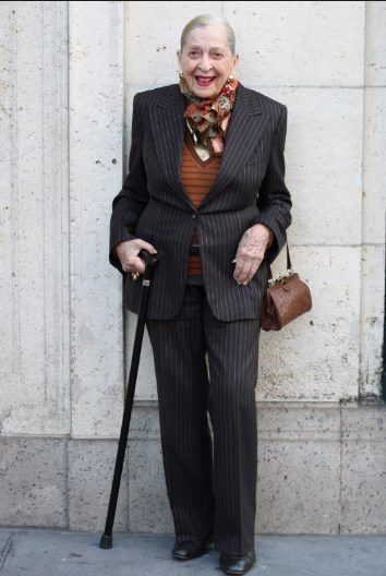 Stylish Clothes For 80 Year Old Woman