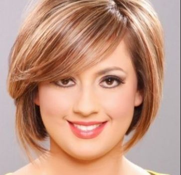 Best Short Hairstyles For Overweight Over 50