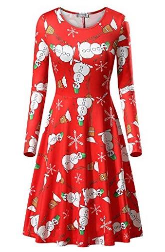 Formal Christmas Dresses