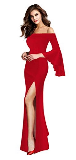 Formal Winter Party Dresses
