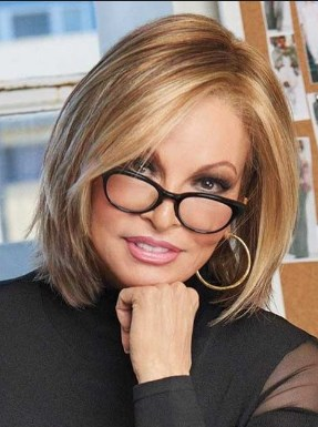 Hairstyles For Over 50 With Glasses 2019