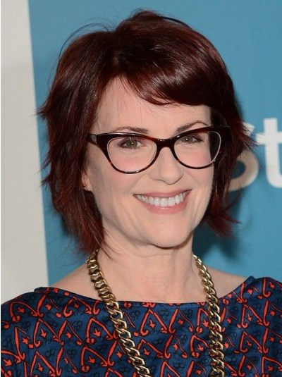 30+ Best Medium Length Hairstyles For Over 50 With Glasses