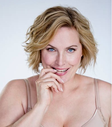 Short Hairstyles For Fat Faces Over 40