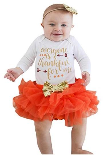 Thanksgiving Dresses For Toddler Girl