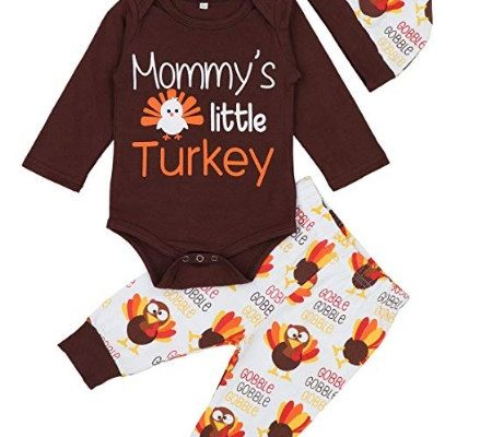 Thanksgiving Outfit For Toddler