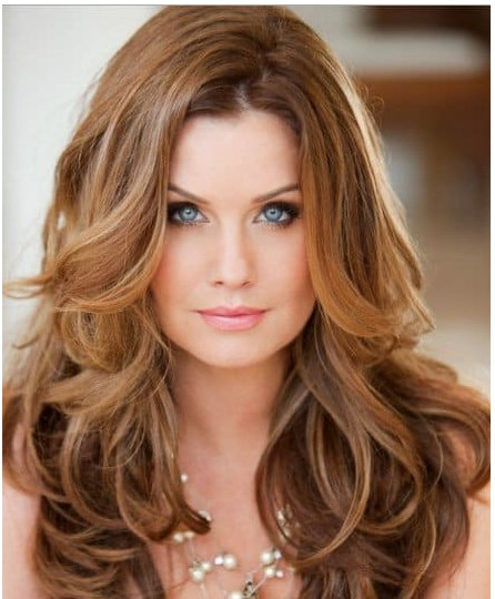 Long Hair Cuts For Women Over 40 70
