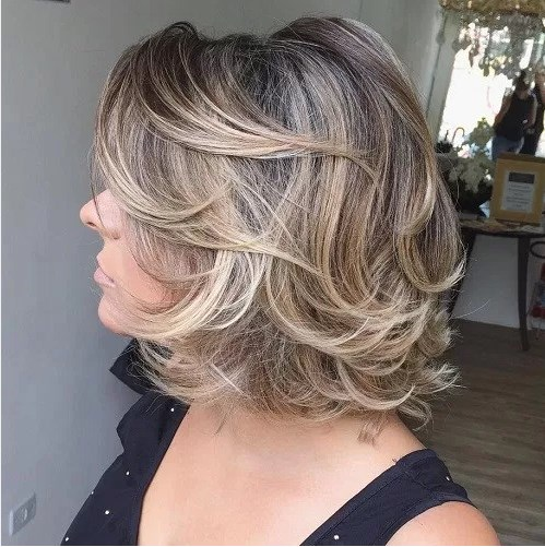 45 Best Hairstyles For 40 Years Old Woman 2020 Plus Size