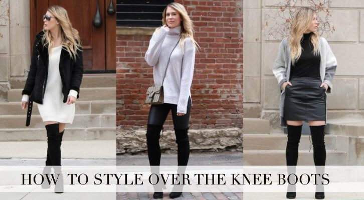 ff795e3afb99 200 Cute Outfits for Over the Knee Boots 2019 – Dresses for Over the Knee  Boots