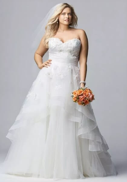 70 Trendy Second Wedding Dresses For Reception 2019 Plus Size