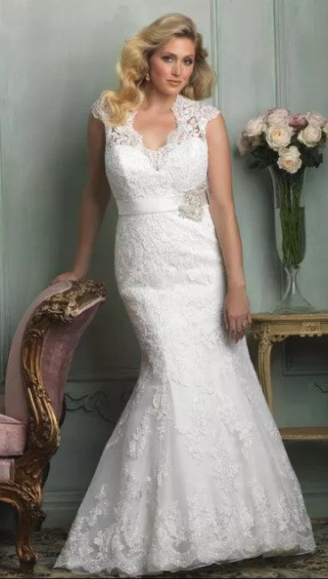 Informal Wedding Dresses For Older Brides: 55 Best Second Wedding Dresses For Over 50 Brides 2019
