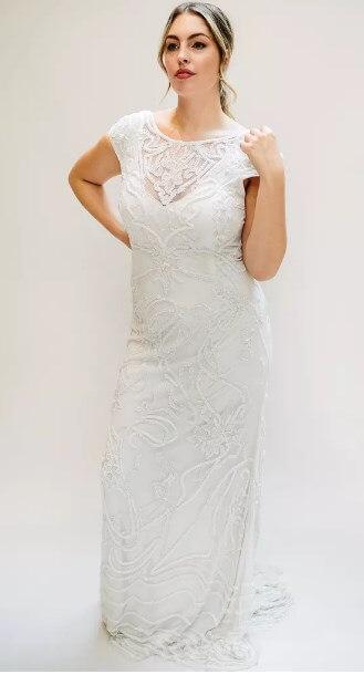 55 Best Second Wedding Dresses for Over 50 Brides 2020
