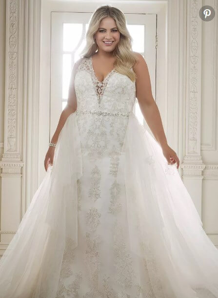 55 Best Second Wedding Dresses For Over 50 Brides 2019